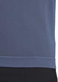 adidas TERREX Knit Maglia a maniche lunghe Uomo, tech ink